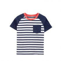 Carter's Striped Pocket Jersey Tee - CAT1H407110