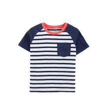 Carter's Striped Pocket Jersey Tee - CAT2H407110