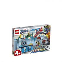 LEGO Super Heroes Avengers Wrath of Loki - 76152