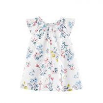 Carter's Floral Sateen Dress - CAT1H313810