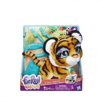 furReal Walkalots Big Wags Animatronic Plush Tiger - FRRE5309