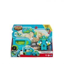 Transformers Rescue Bots Academy Hoist with Trailer