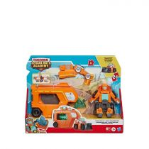 Transformers Rescue Bots Academy Wedge with Trailer