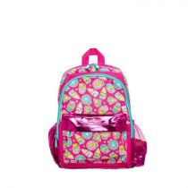 Smiggle Bag Backpack Jnr Go - IGL443663PNK
