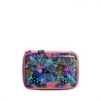 Smiggle Pencil Case Htop Dbl Up Galaxy - IGL443832ANL