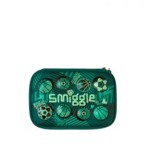 Smiggle Pencil Case Hardtop Double Up Flow