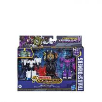 Transformers Cyberverse Quintesson Invasion Pack