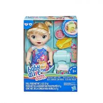 Baby Alive Snackin' Shapes: Baby Doll